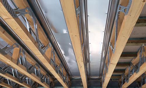 aluminium diffuser plates