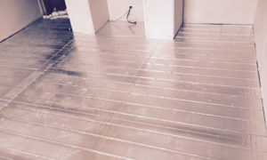 Floating Floor Project 3
