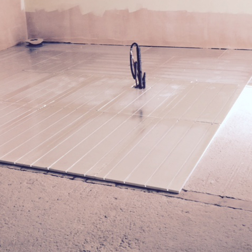 Floating Floor Underfloor Systems