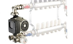 UFH Manifold Control Pack Pump