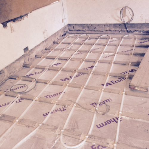 Biscuit option joisted UFH
