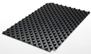 castellated panel product