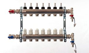 Manifolds UFH Heating Controls