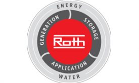 Roth Underfloor Heating Pipe