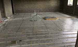 Screeded Tacker Project