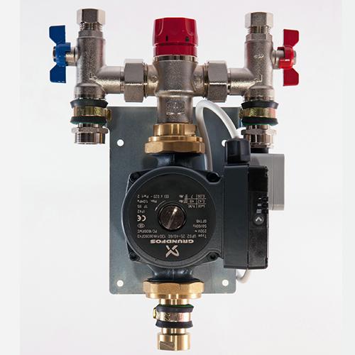 Single Room UFH Control Pump