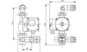 Thermomix UFH Diagram