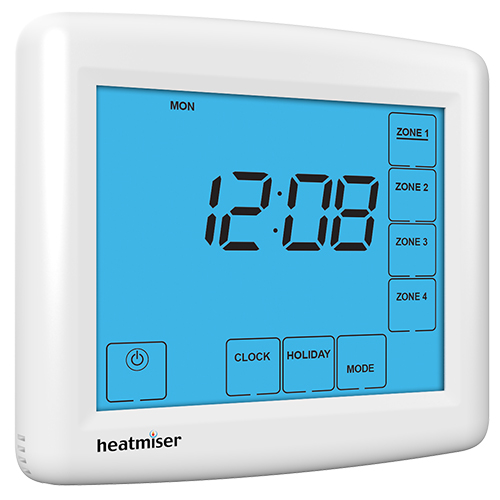4 Channel Touchscreen Timeclock