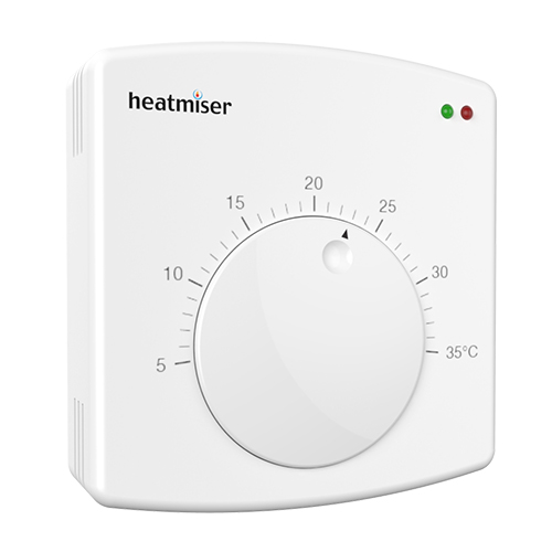 DS1 Dial Thermostat Control