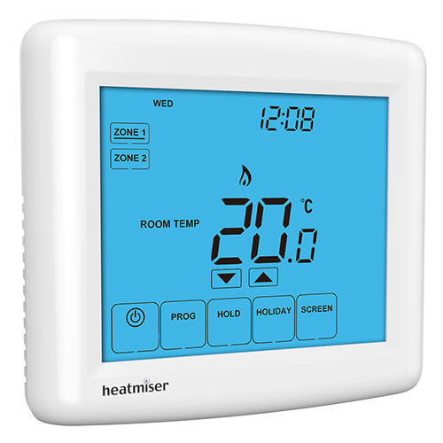 Touch Screen Duo Thermostat
