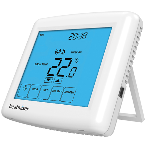 Wireless Touch RF Thermostat
